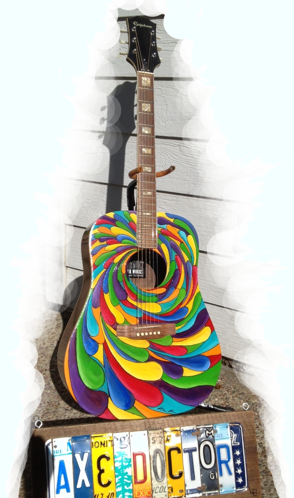 2013 Give-Away Guitar