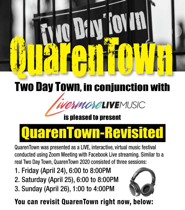 QuarenTown Revisited